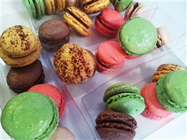 Gluten Free French Macarons