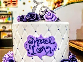 Bar/Bat Mitzvah Cake