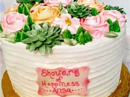 Bridal Shower/Engagement Cakes